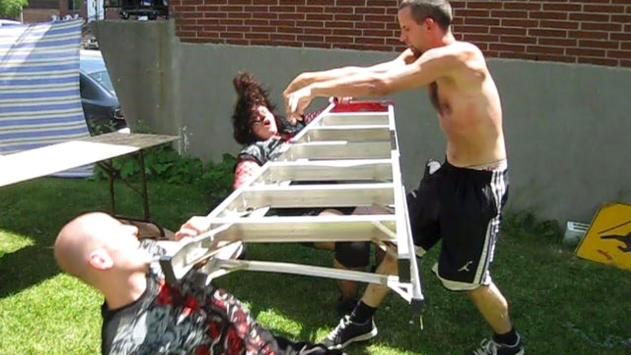 Ladder Match - S&M VS Innovator {CHW Tag Team Championship ...