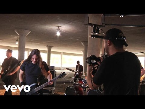 Making Of Rise Up & Revolt Music Video by Jungle Rot