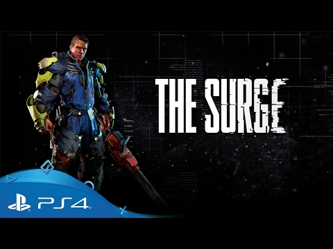 The Surge | Target, Loot, Equip | PS4