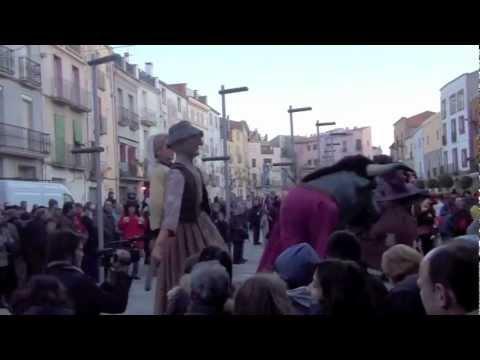 El Brut i la Bruta, carnaval de Torà 2013