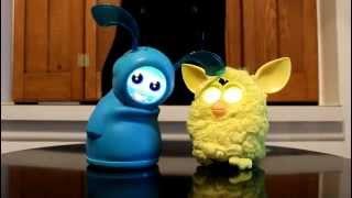 Furby meets Fijit