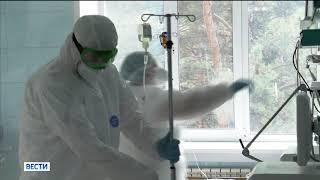 В сибирских регионах эпидемиологическая обстановка остается напряженной