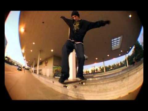 Video HAZE Roues LURK 56mm 85A [x4]