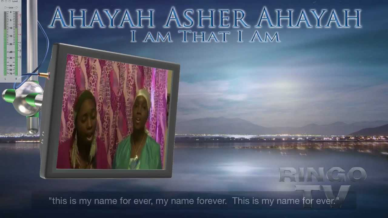 Ahayah Asher Ahayah: My Name Forever (REMIX) - YouTube