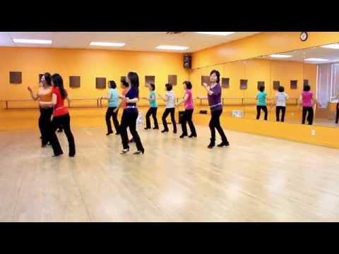 Turn The Beat Around - Line Dance (Dance & Teach in English & 中文)