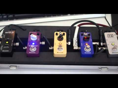 Mooer Audio Micro ABY Switch
