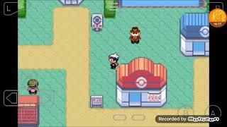 """Pokemon edicion Rubí cap 2 """"por el camino"""""""