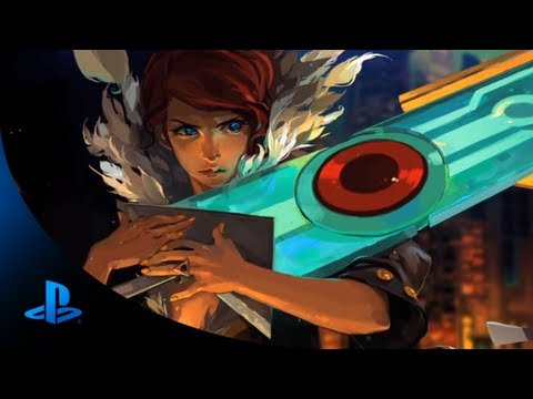 Transistor - Reveal Trailer (PS4) | E3 2013