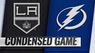 02/25/19 Condensed Game: Kings @ Lightning