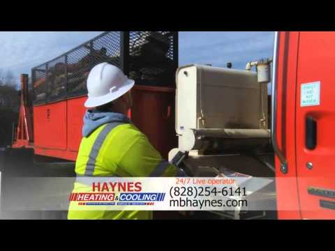 Haynes Heating & Cooling - Commercial and Residential HVAC in Asheville, NC