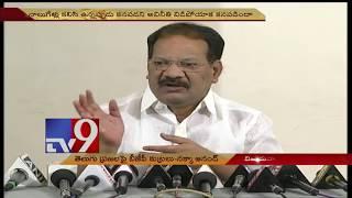 Minister Nakka Anand Babu fires on BJP Govt..
