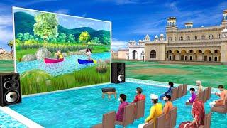 Swimming Pool Theater Funny Comedy Video हिंदी कहनिया Hindi Kahani Stories Hindi Comedy Video
