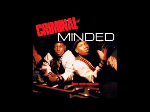 07 - Remix For P Is Free ( Instrumental ) Criminal Minded - Boogie Down Productions ( 1987 )