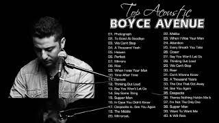 Boyce Avenue   Top Acoustic Popular Songs - Boyce Avenue Greatest Hits Cover Songs - Music Top 1