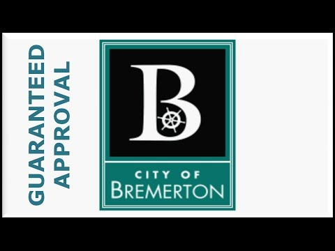 Bremerton, WA Automobile Financing : New Car Loans and Used Car Loans for Bad Credit No Down Payment