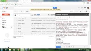 Video Cách kháng cáo khi bị vi phạm nguyên tắc cộng đồng, bản quyền trên Youtube