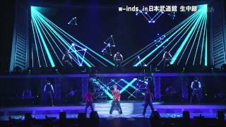 w-inds. NO DOUBTS in 武道館(Live ver.)