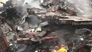 NEW 9/11: Ground Zero WTC Unreleased footage