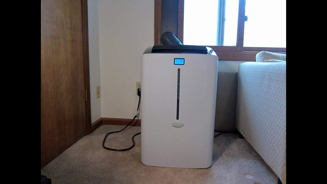 Lowe S Quot Idylis Quot 10 000 Btu Portable Air Conditioner