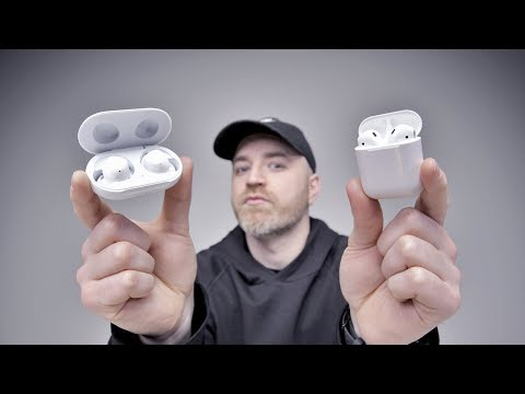 video Samsung Galaxy Buds Wireless Headphones: A Complete Review