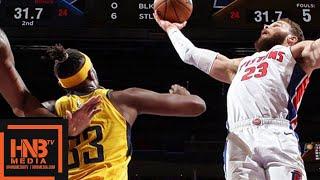 Indiana Pacers vs Detroit Pistons Full Game Highlights | Feb 25, 2018-19 NBA Season