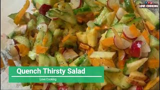 Quench Thirsty Salad