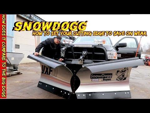 Snowdogg snowplows- How do they compare with Fisher, Boss & Western