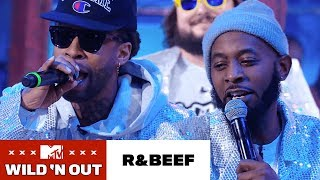 Ty Dolla $ign Needs Nude Pics   Wild 'N Out   #RnBeef