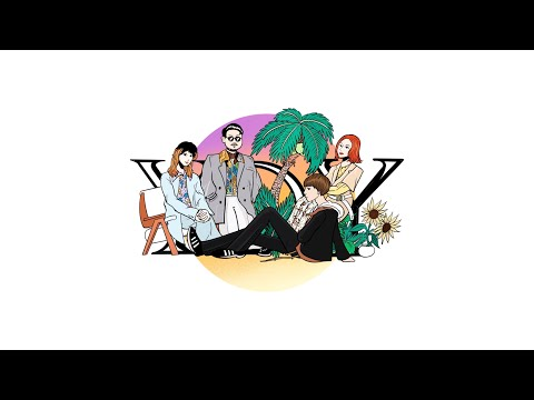 ゲスの極み乙女。「YDY」[Official Lyric Video]