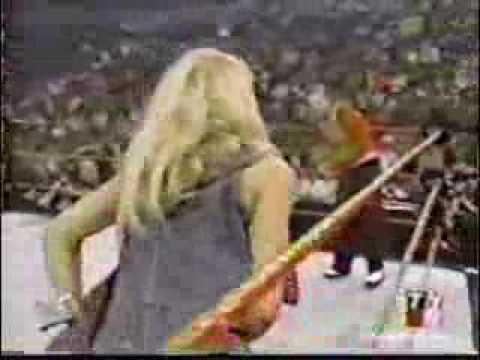 trish kisses jeff hardy - YouTube Trish Stratus And Jeff Hardy 03.24.2003