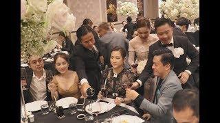 Đám cưới Giang Hồng Ngọc: Gil Lê, Ngọc Sơn, Khả Ngân,Randy, vc Dương Khắc Linh, Lam Trường, Giang-Hồ