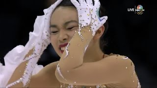 2017 US Nationals - Karen Chen SP NBCSN HD