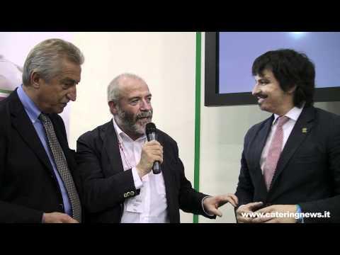 CIBUS 2012_INTERVISTA A FERNANDO CANO E ANTONIO LUCISANO