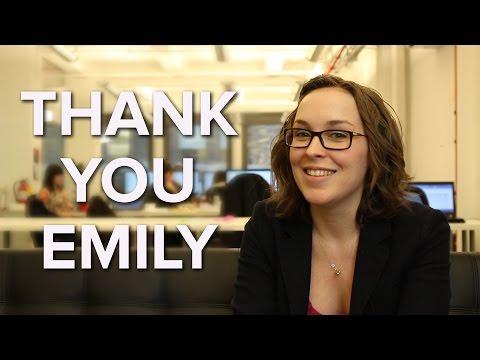 Thank You Emily