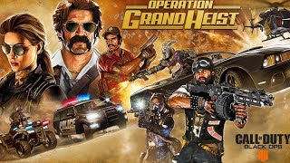 COD BO4: Operation Grand Heist my experience and more....