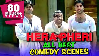Hera Pheri All Best Comedy Scenes