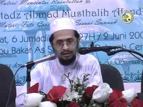 Karekteristik Ahlussunnah Wal Jama'ah-5/7