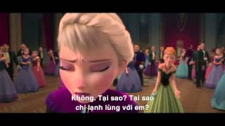 Frozen - Nữ Hoàng Băng Giá (3D) - Phim Clip - Tiệc Tàn