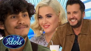 BLOWN AWAY! JUDGES THANK Arthur Gunn For Auditioning On American Idol 2020 INCREDIBLE AUDITION!
