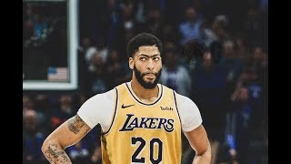 "Anthony Davis Mix - ""California Love"" - Lakers Hype"