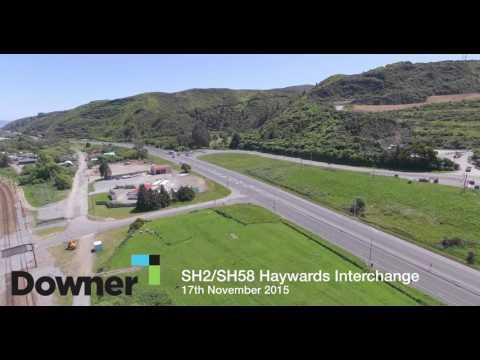 SH2/SH58 Interchange - November 2015 Update