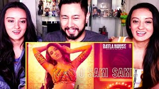 O SAKI SAKI | Batla House | Nora Fatehi | Tanishk B | Neha K | Tulsi K | Music Video Reaction!