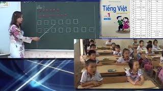 Cả nước dậy sóng vì Cải Cách Tiếng Việt 1 đọc chữ cái bằng ô vuông hình tròn và tam giác chỉ có ở VN