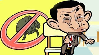 Bean Has Fleas | Funny Clips | Mr Bean Cartoon World