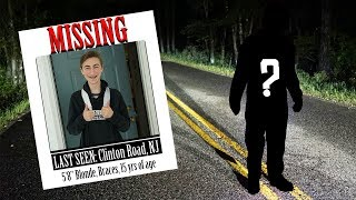 WE FOUND TYLER... (my brother went missing on clinton road)