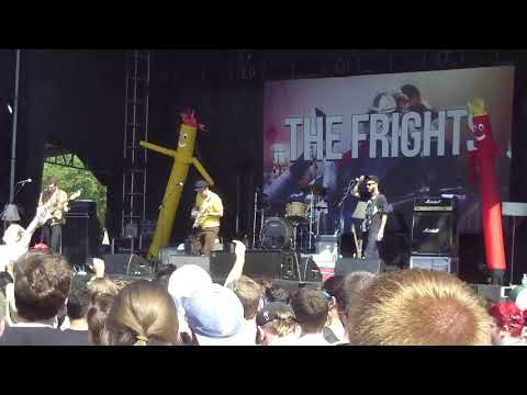The Frights @ Riot Fest 2018 Chicago, Live HQ