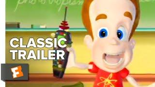 Jimmy Neutron: Boy Genius (2001) Trailer #1 | Movieclips Classic Trailers