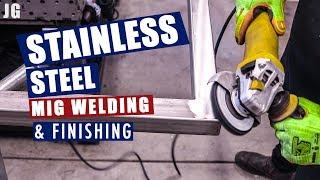 Stainless Steel Mig Welding | JIMBO'S GARAGE