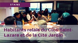 MUSE D.Territoires – Habitants relais de la Cité Jardin et du Clos Saint-Lazare