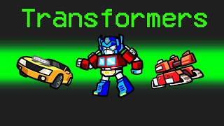 TRANSFORMERS Mod in Among Us